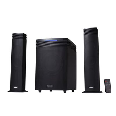 Panasonic HT-20 2.1 Channel Speaker System (Black)