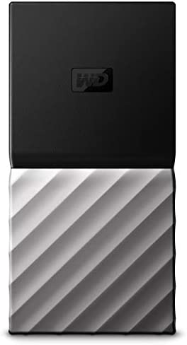 WD 1TB My Passport SSD External Portable Drive USB 3 1 Up to 540 MB s WDBKVX0010PSL WESN product image