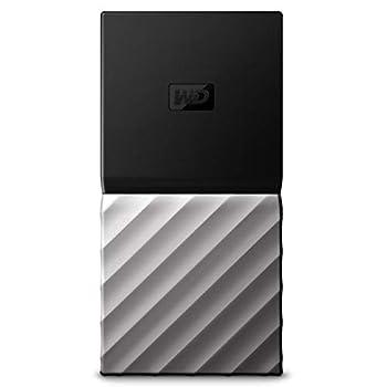 WD 1TB My Passport SSD External Portable Drive USB 3.1 Up to 540 MB/s - WDBKVX0010PSL-WESN