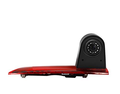 WXHHH Cámara de Respaldo de la Vista Trasera del automóvil - Adecuado para Ford Transit 2012-2015 Cámara Trasera de la cámara de la cámara de la cámara de Alta posición de Doble Puerta