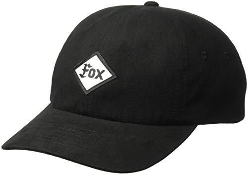 Fox Whata Peach Hat Black