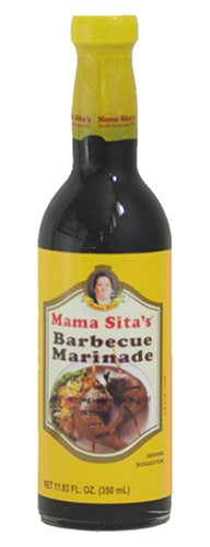 Mama 2021new shipping free Sita's Barbecue Marinade 11.83-Ounce NEW before selling ☆ of Bottle 4 Pack