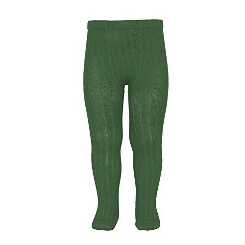 コンドルCondor子供タイツリブタイツ(全65色)Lawn(ローン)0(0~1歳)