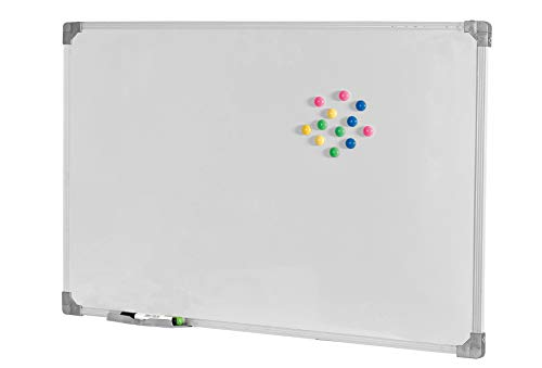 Quadro Branco Magnético 60x40 cm, Stalo 8982