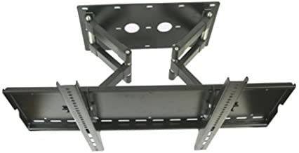 Mount World 1019 Heavy Duty Articulating Dual Arm Wall Mount for Olevia 32