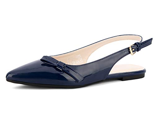 Top 10 best selling list for slingback shoes closed toe flats