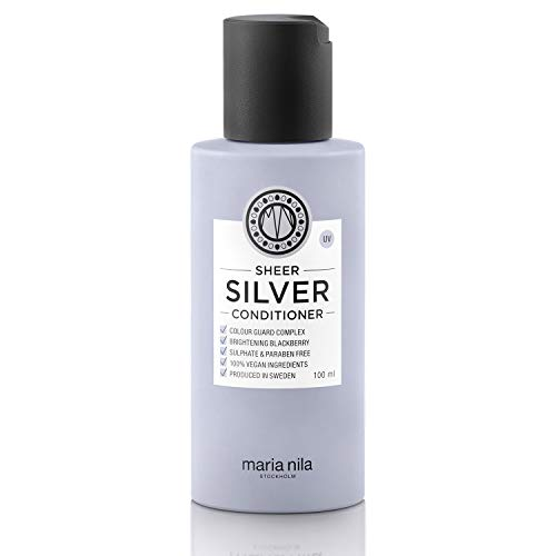 Maria Nila Sheer Silver Conditioner, 1er Pack (1 x 100 ml)