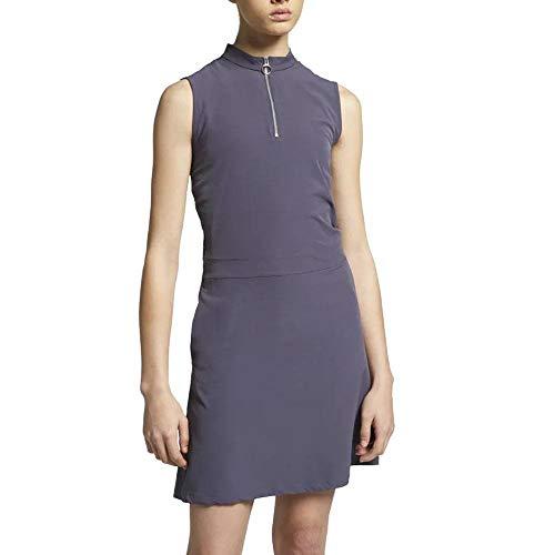 Nike W Nk Dry FLX Dress Damen Kleid XXL Gitterrost/Gitterrost/Gitterrost/Gitterrost