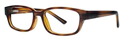 GALLERY Eyeglasses EVAN Brown 48MM