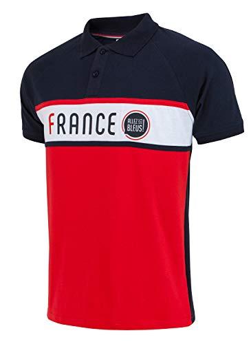 Allez Les Bleus - Polo de Francia (talla XXL)