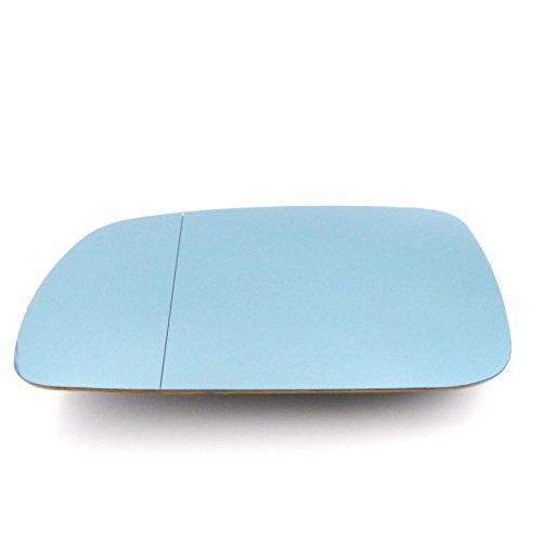 QSParts 4457 Spiegelglas links blau heizbar asphärisch