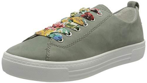 Remonte Damen D0900 Sneaker, Mint / 52,41 EU Weit