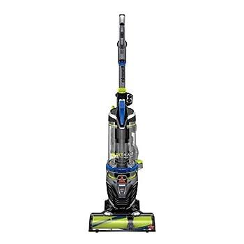 BISSELL Pet Hair Eraser Turbo Rewind Upright Vacuum Cleaner 27909 Blue  Renewed