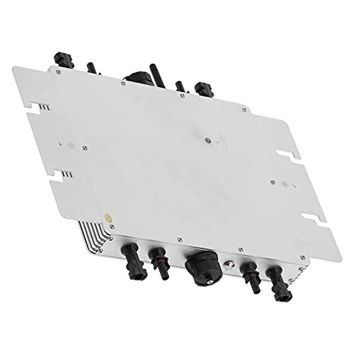 01 Inversor de energía, 120/230 V Mppt Wvc 2400 Micro inversor de...