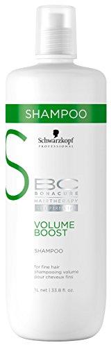 Schwarzkopf Bc Volume Boost Champú 1000 ml