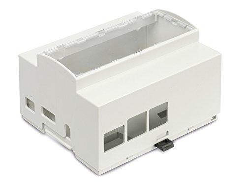 Coilmaster Hutschienen-Gehäuse für Raspberry Pi Model B+, 6TE
