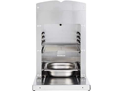 Dangrill Power Burner 88170 Gas 1 Keramikbrenner 800° 4200 W Beefsteak Grill