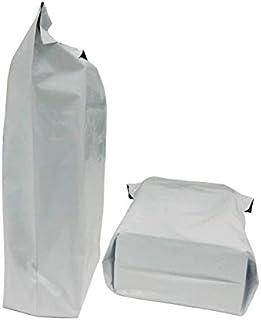 コンポウ本舗 マチ付き宅配袋 大サイズ 100枚入り 宅配ビニール袋 嵩張る物をスッキリ梱包 50×32㎝