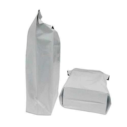 コンポウ本舗 宅配ビニール袋 小サイズ 32×26cm 100枚入り A4相当 マチ付き 嵩張る物の梱包に最適 梱包材 メルカリ・フリマ等の発送に 宅配袋 OPP袋