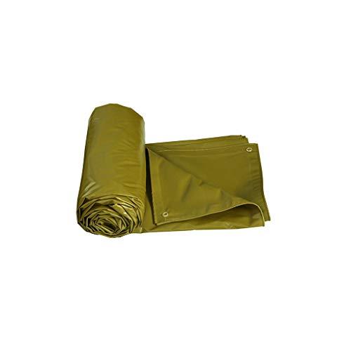 WZNING Lona acolchada impermeable impermeable para lluvia, tela Oxford para exteriores, 2 – 6 m, duradera y protectora (tamaño: 3 x 3 m)