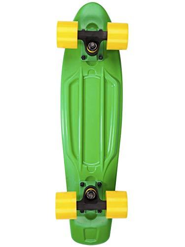 Dstreet Polyprop Cruiser 3rd Gen 23 skateboard, unisex volwassenen