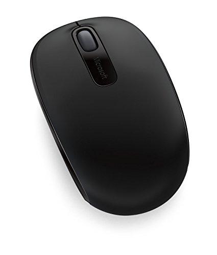 Souris mobile Microsoft Wireless 1850 Noir - 1
