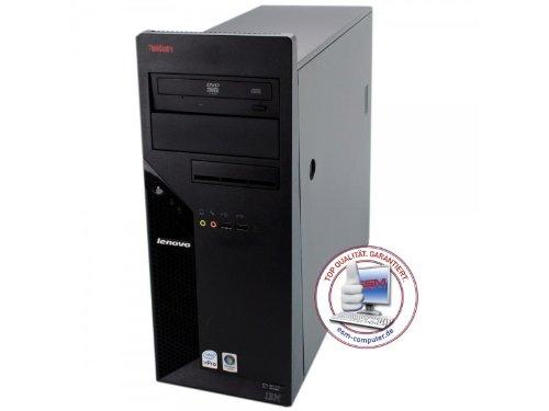 Lenovo Thinkcentre M58p Core2Duo E8400 3,0 GHz 4,0 GB 160 GB DVD Win7 Prof.64