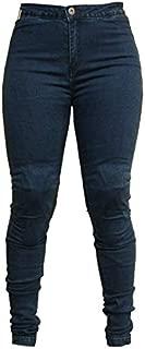 30, Regular Red Route Red017 Modica Mens Denim Motorcycle Jeans DuPont CE Slim Leg Blue J/&S