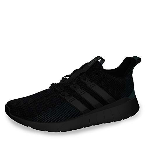 adidas Herren Questar Flow Sneaker, Schwarz (Black F36255), 43 1/3 EU