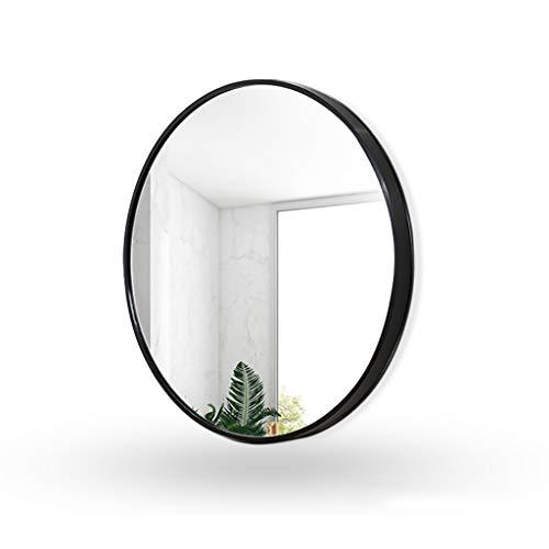 de pared spejo de maquillaje Espejo De Pared - Popular 40cm / 50cm / 60cm Espejo Decorativo Redondo Montado En La Pared - Marco De...