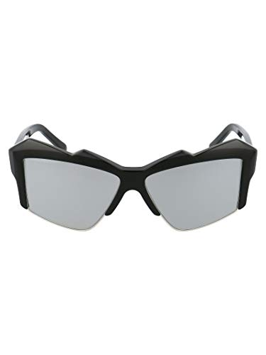 Philipp Plein Luxury Fashion Damen 000WES0091PTE003 Schwarz Acetat Sonnenbrille | Jahreszeit Permanent