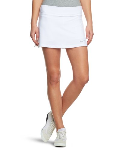 Nike Damen Rock Straight Knit Tennis, Weiß, XL