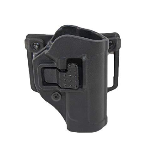 BGJ Funda de Pistola táctica para Walther PPK 2238 PPKS IPSC Funda de Pistola Airsoft Funda de cinturón de Lazo de Cintura Bolsa de Caza de Tiro de Paintball