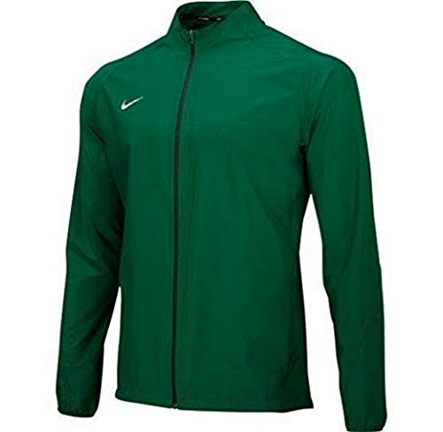 Nike Men's Running Jacket Green 728257-341 (M)