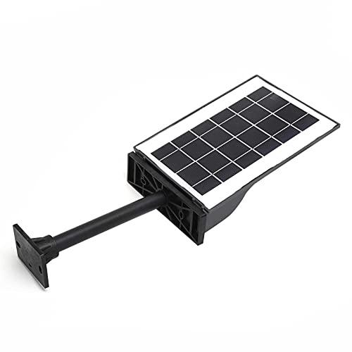 Lámpara Solar, lámpara con Sensor de Movimiento Iluminación Exterior 30LED para jardín para Exterior para Patio