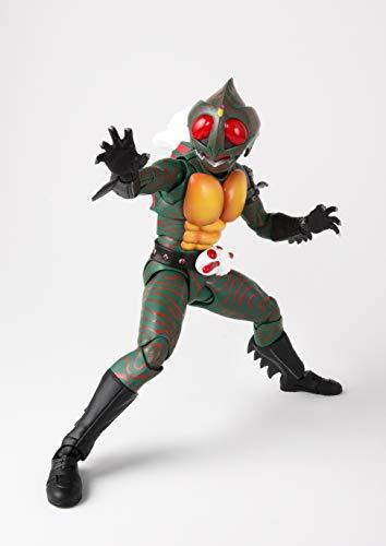 S.H.フィギュアーツ 仮面ライダーアマゾン (真骨彫製法) 約150mm ABS&PVC製 塗装済み可動フィギュア