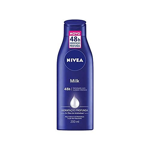 Nivea Hidratante Desodorante Milk, 200ml