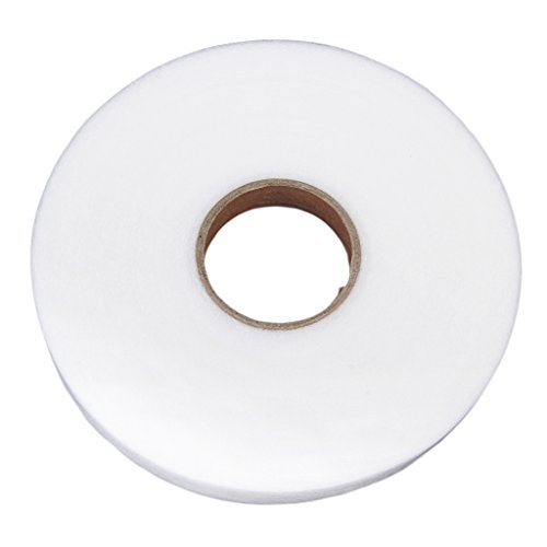 Phenovo Pa Fusion En Caliente Tela Adhesiva De 1cm X 100m Un Rollo Blanco