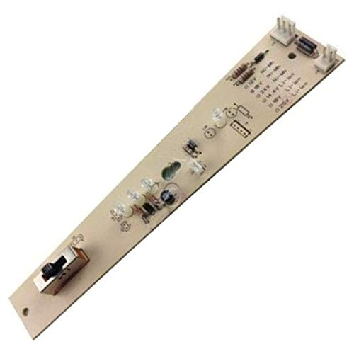 ROWENTA SCHEDA PCB SCOPA AIR FORCE EXTREME 18V RH8753 RH8758 RH8754 RH8759