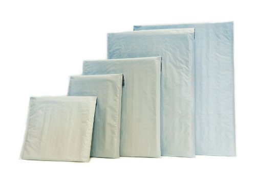 250 #00 (5 x 10) Poly Bubble Mailer Bags by Manufacturing R US
