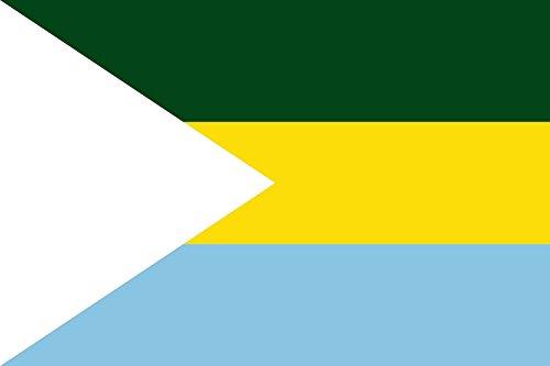 magFlags Bandiera Large San Jacinto del Cauca Bolívar | Municipio de San Jacinto del Cauca Bolívar | Bandiera Paesaggio | 1.35m² | 90x150cm