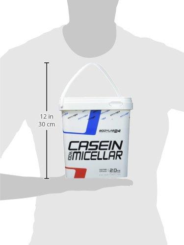 Bodylab24 Casein 100 % Mizellar Vanille, 1er Pack (1 x 2000 g) - 5