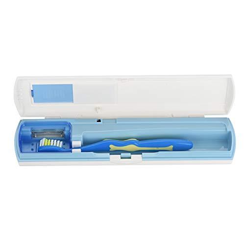 Desinfectante de Cepillo de Dientes, luz Ultravioleta Cepillo de Dientes portátil Esterilizador...