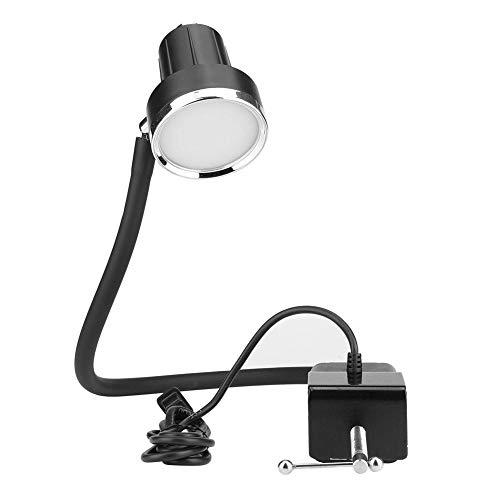 Hilitand - Luz de máquina de coser LED, TD-56 5 W, graduación industrial, 30 ledes, lámparas de coser, luz de trabajo de máquina de coser (EU Plug)