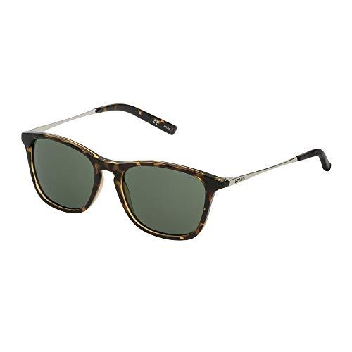 Sting Sonnenbrille Sole selfie 2 junior avana glänzend Gläser grey green SSJ662 0AH9 49-16-130
