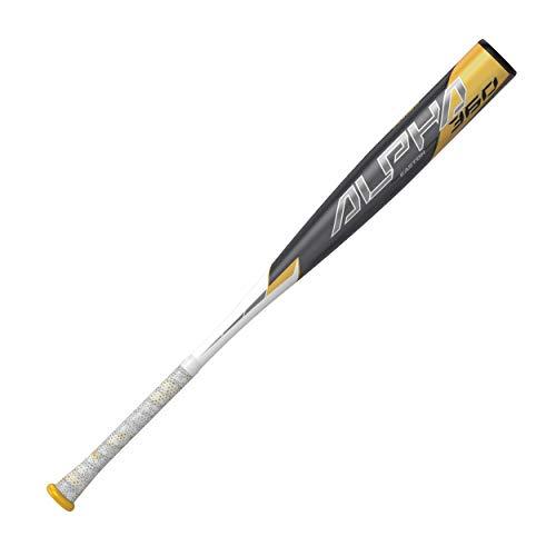 Easton Men's ALPHA 360 Bat, 27'/14 oz