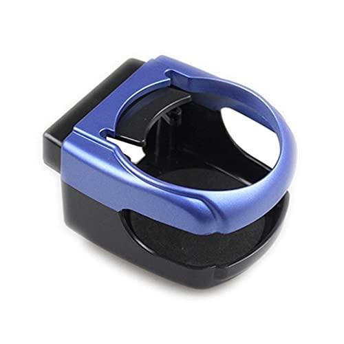 FENGFENG Sun Can Universal Car Vehículo Bebidas Botella de Agua Titular de la Botella de Aire Soporte de Salida Botella Botella Bebida Soporte Soporte Accesorios para automóviles (Color Name : Blue)