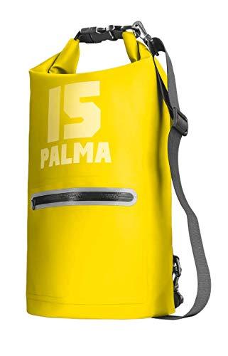 Trust 22833 15L Waterproof Bag - Yellow