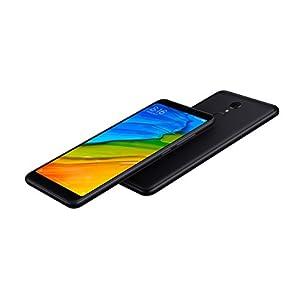 "Xiaomi Redmi 5 - Smartphone de 5.7"" (Octa-Core 1.8 GHz, RAM de 3 GB, Memoria de 32 GB, cámara de 12 MP, Android 7.1) Color Negro"