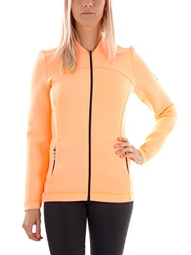 Brunotti Softshelljacke Freizeitjacke Sweatjacke orange Uccarello Gr. M 161226101